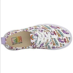 ecf774ef1c903c Vans Shoes - Vans Dallas Clayton Kids Unicorn 1 New